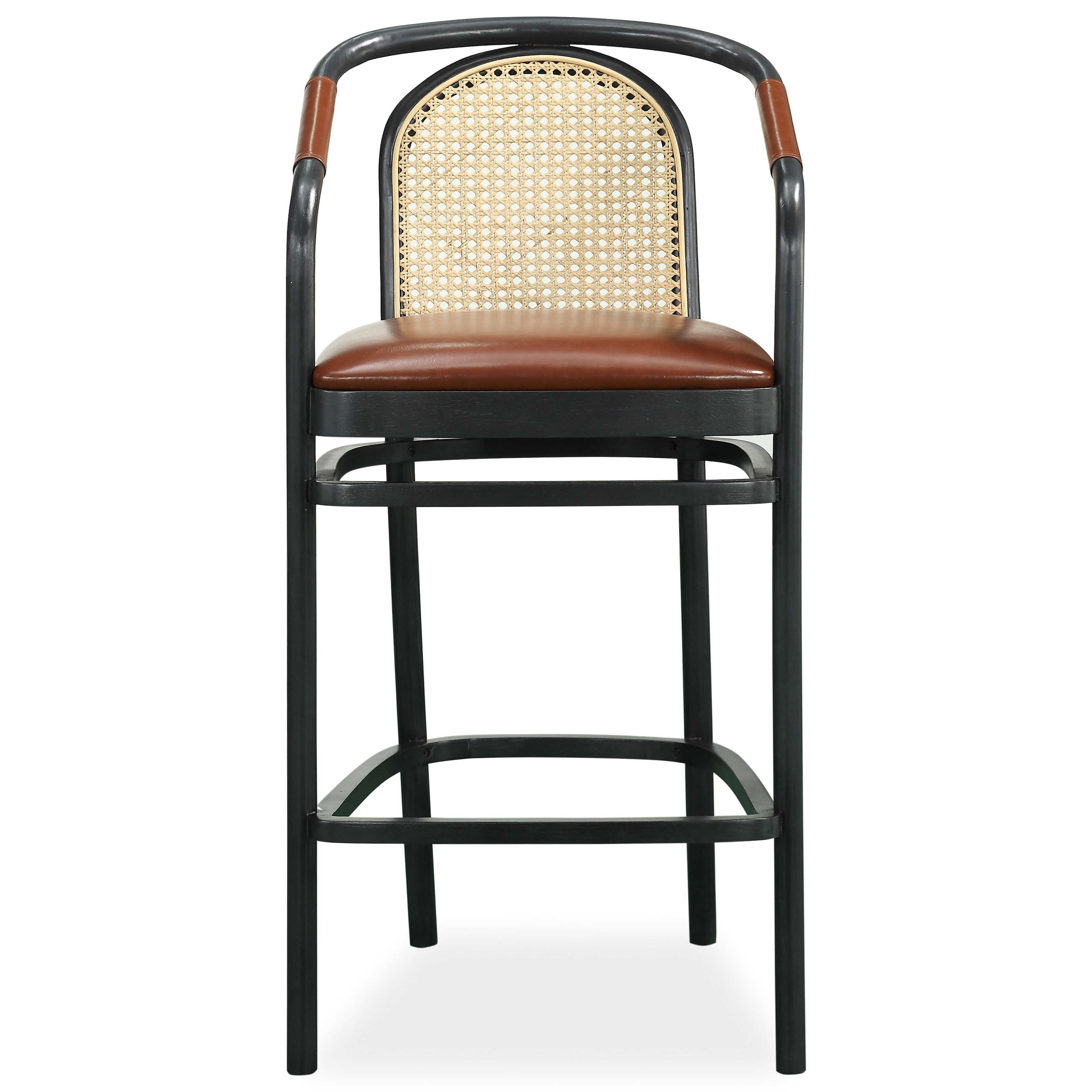 Bobby Berk Moller Counter Chair by A.R.T. Furniture Inc at Home Collections Furniture