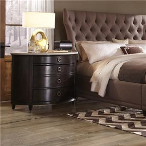 A.R.T. Furniture Inc Classic Demilune Hall Chest