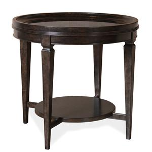 A.R.T. Furniture Inc Classic Round Lamp Table