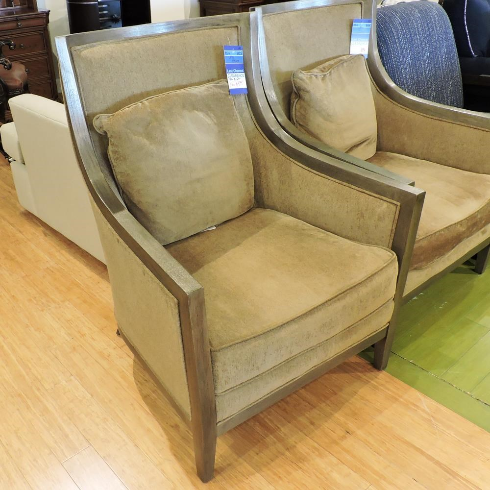 Clearance Upholstered Chair by Belfort Signature at Belfort Furniture