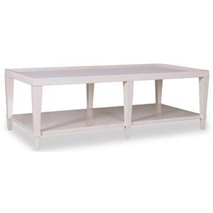 A.R.T. Furniture Inc Cosmopolitan Rectangular Cocktail Table