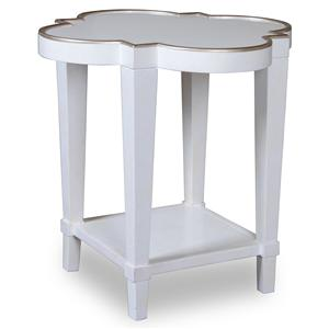 A.R.T. Furniture Inc Cosmopolitan Shaped End Table