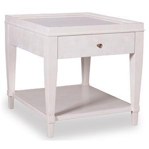 A.R.T. Furniture Inc Cosmopolitan Drawer End Table