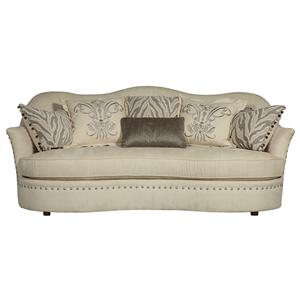 A.R.T. Furniture Inc Cotswold Amanda - Ivory Sofa