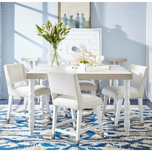 5-Piece Wakefield Counter Dining Table Set