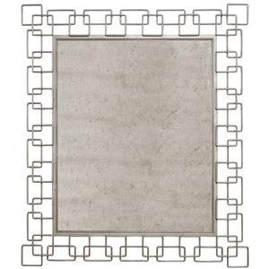 Shaw Metal Link Mirror