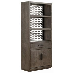Tourmaline Door Bookcase
