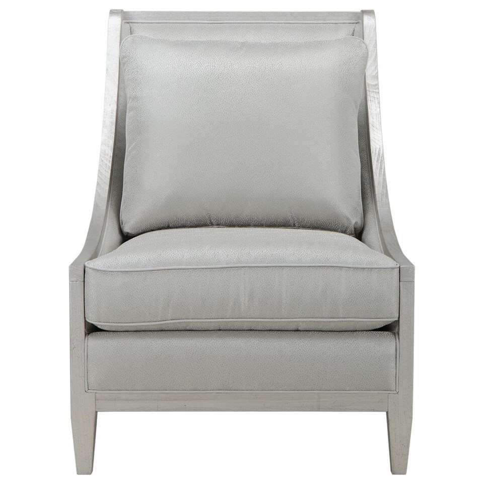 Harper Bezel Accent Chair by A.R.T. Furniture Inc at Home Collections Furniture