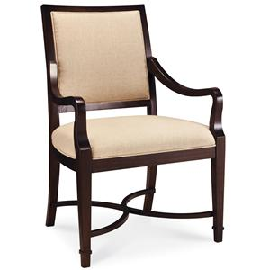 A.R.T. Furniture Inc Intrigue Upholstered Arm Chair