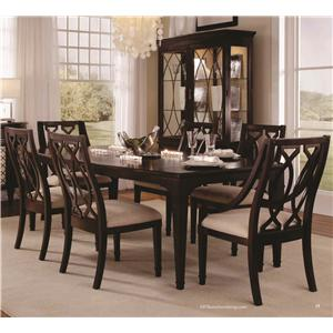 A.R.T. Furniture Inc Intrigue 7 Piece Set