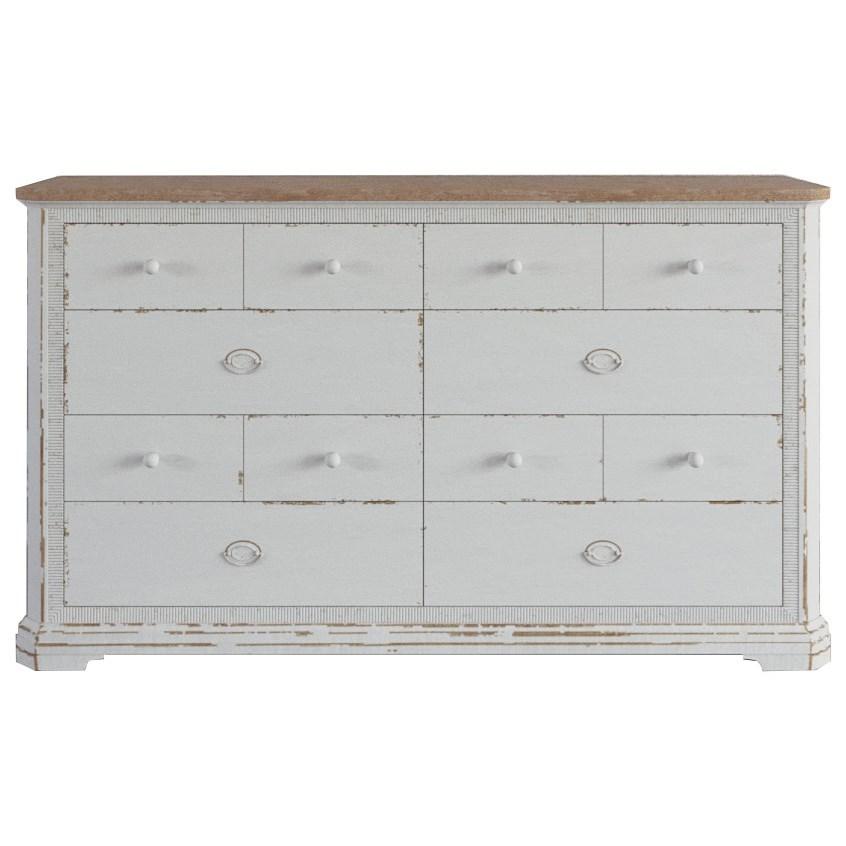 Palisade Dresser by A.R.T. Furniture Inc at Baer's Furniture
