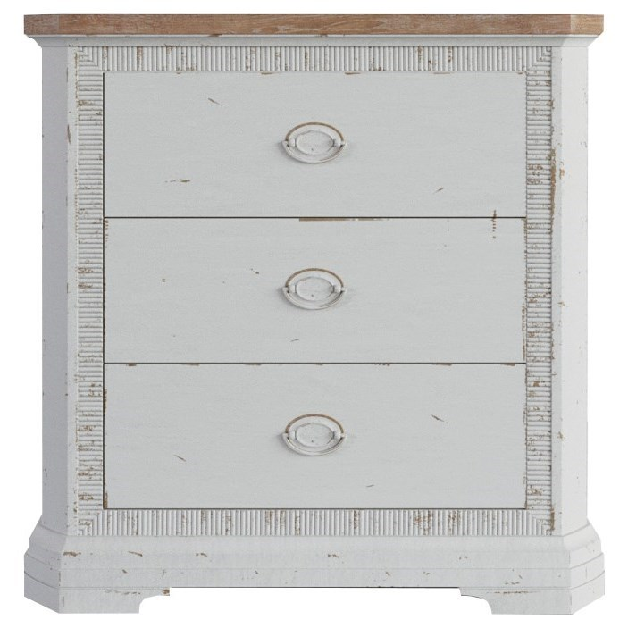 Palisade Nightstand by A.R.T. Furniture Inc at Home Collections Furniture