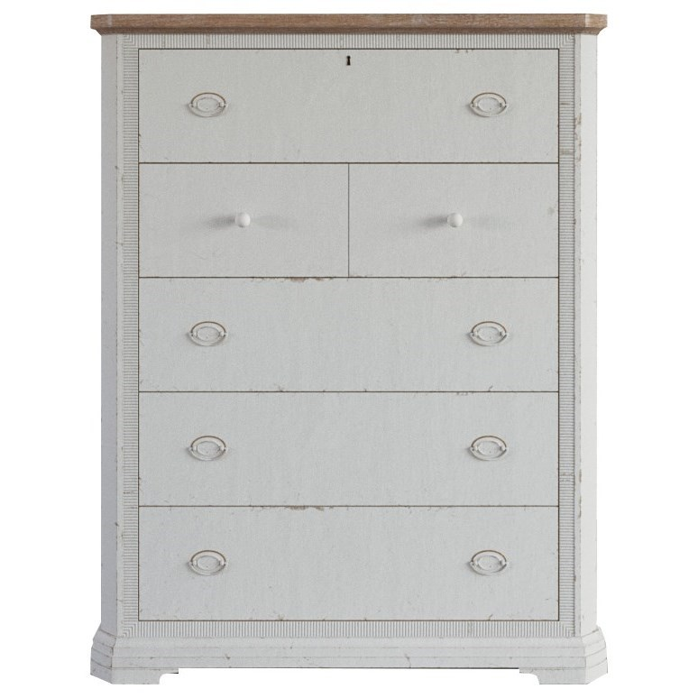 Palisade Drawer Chest by A.R.T. Furniture Inc at Baer's Furniture