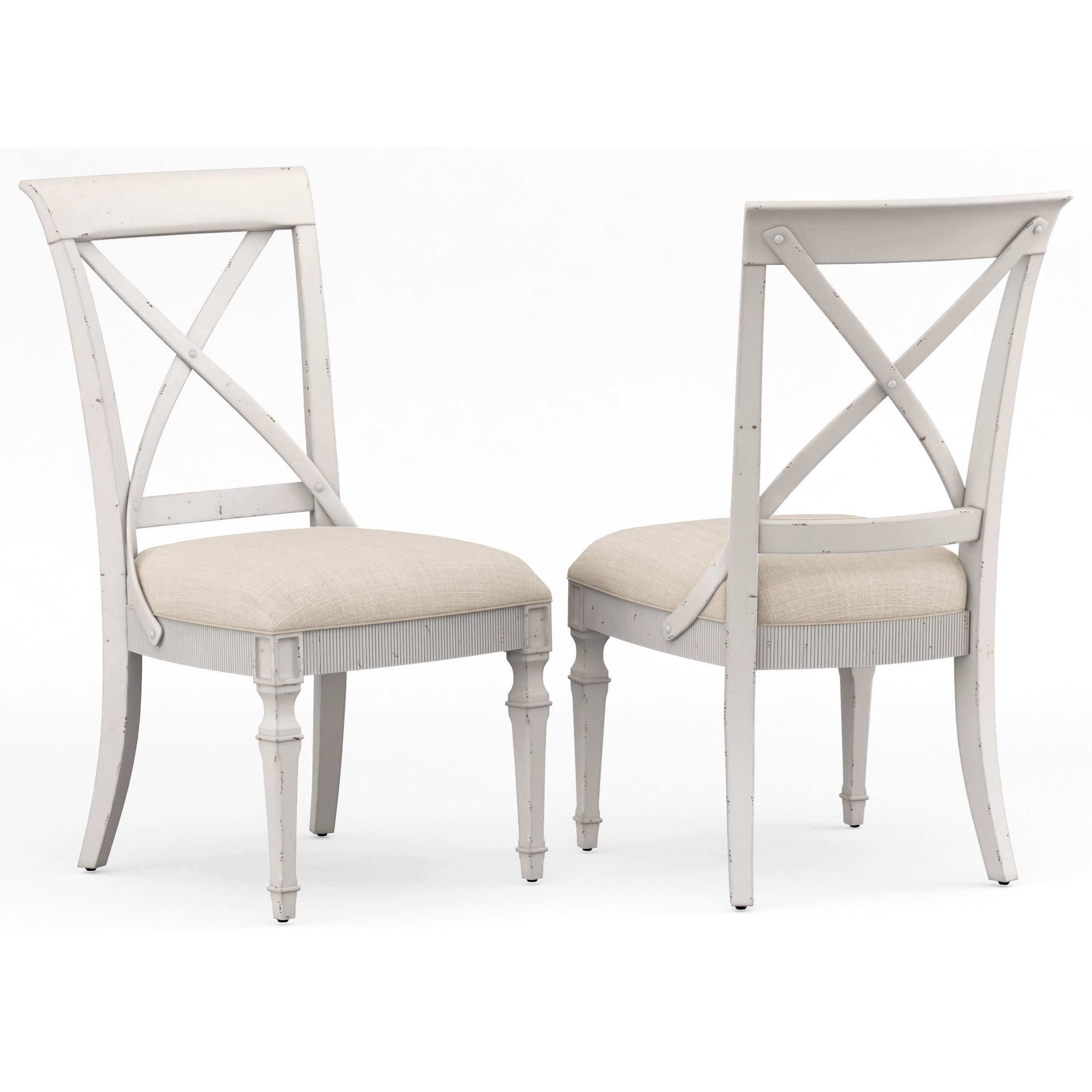 Palisade Side Chair by A.R.T. Furniture Inc at Baer's Furniture