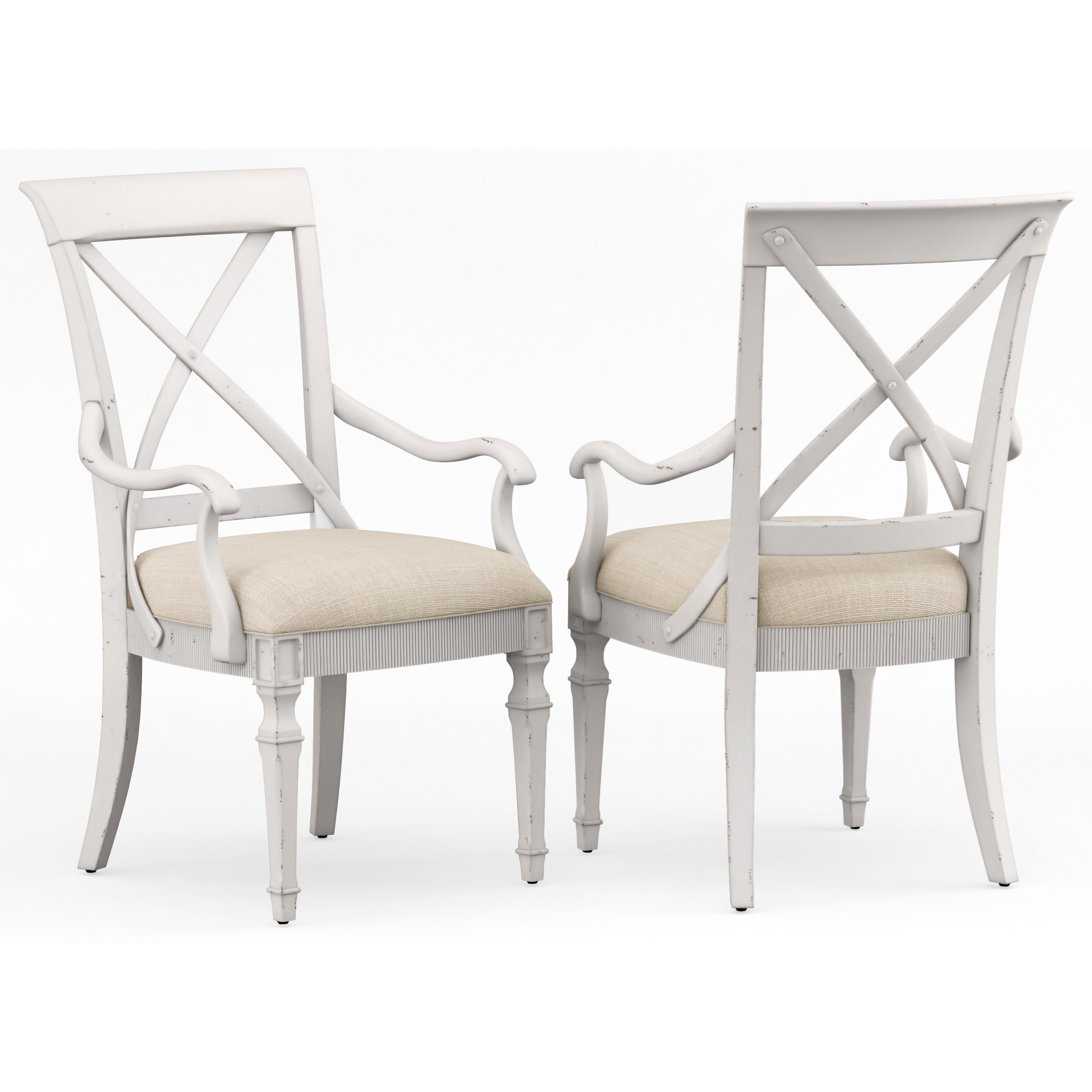Palisade Arm Chair by A.R.T. Furniture Inc at Baer's Furniture