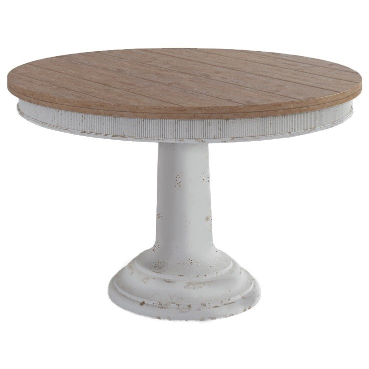 Palisade Round Dining Table by A.R.T. Furniture Inc at Baer's Furniture