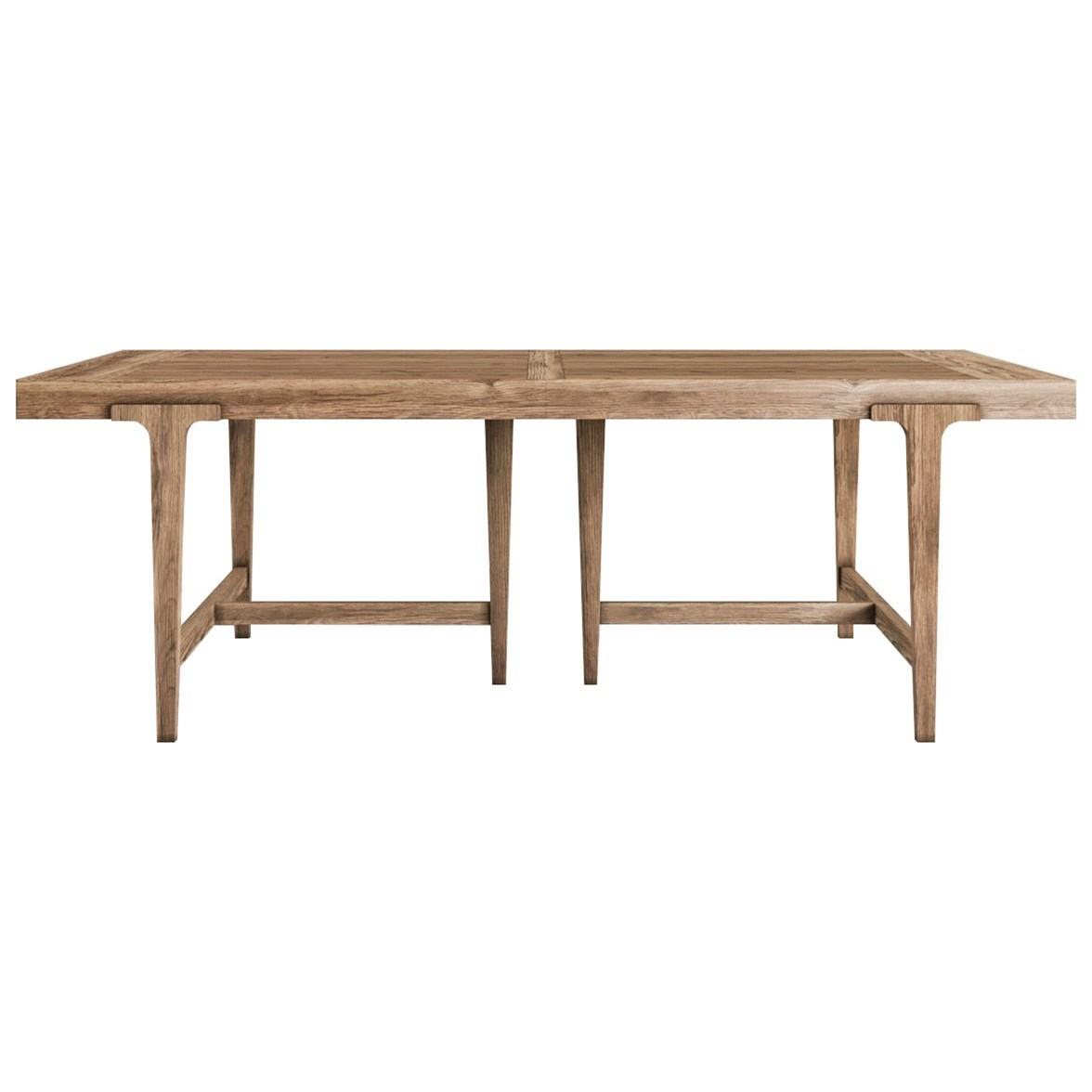 Passage Rectangular Dining Table by A.R.T. Furniture Inc at C. S. Wo & Sons California