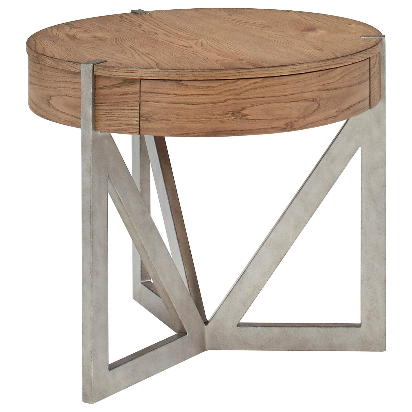 Passage End Table by A.R.T. Furniture Inc at C. S. Wo & Sons California
