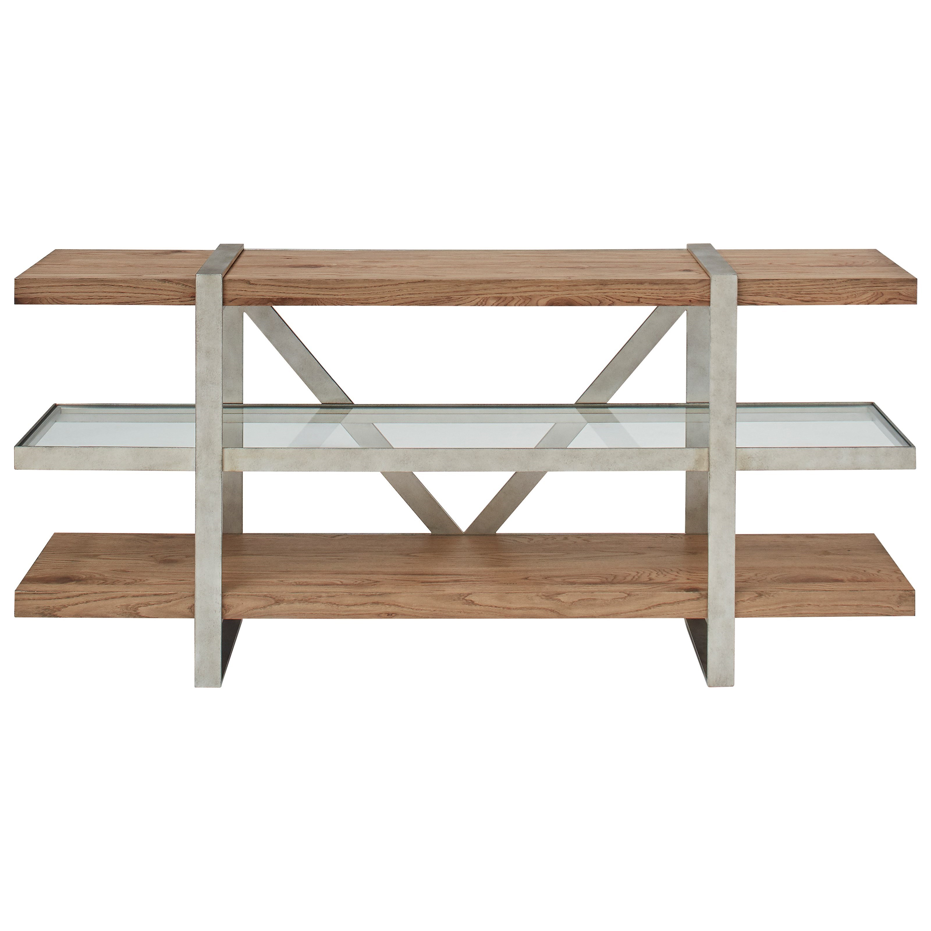 Passage Media Console by A.R.T. Furniture Inc at C. S. Wo & Sons California