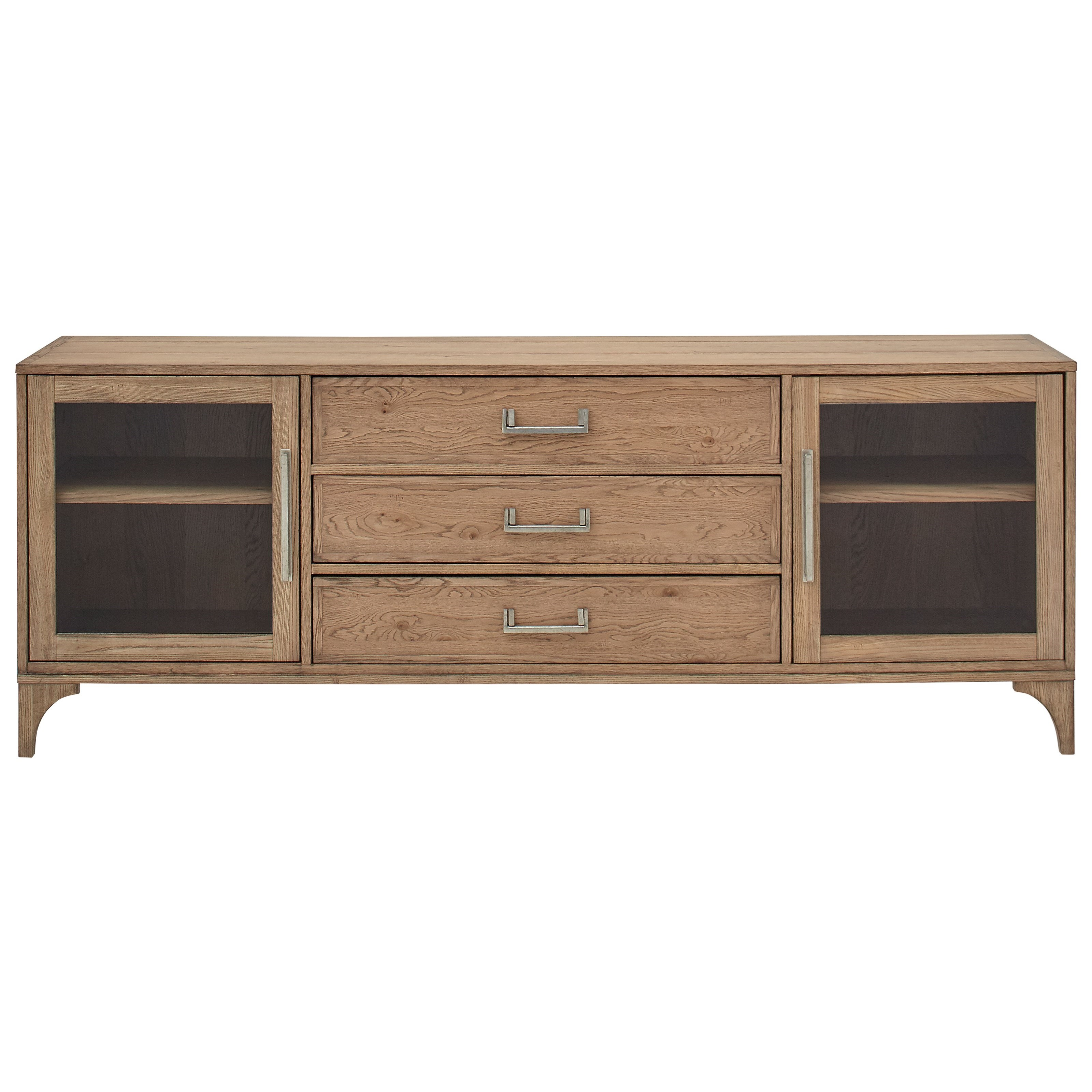 Passage Media Cabinet by A.R.T. Furniture Inc at C. S. Wo & Sons California