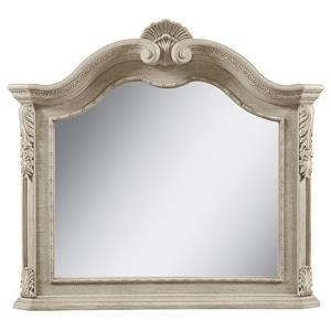 Traditional Landscape Mirror