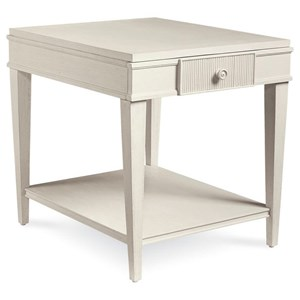 Liam Drawer End Table