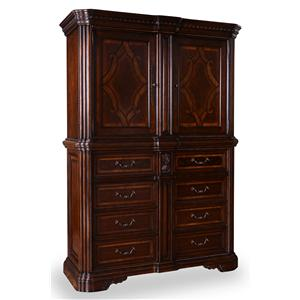A.R.T. Furniture Inc Valencia Master Chest Set