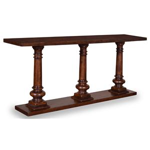 A.R.T. Furniture Inc Whiskey Oak Sofa Table