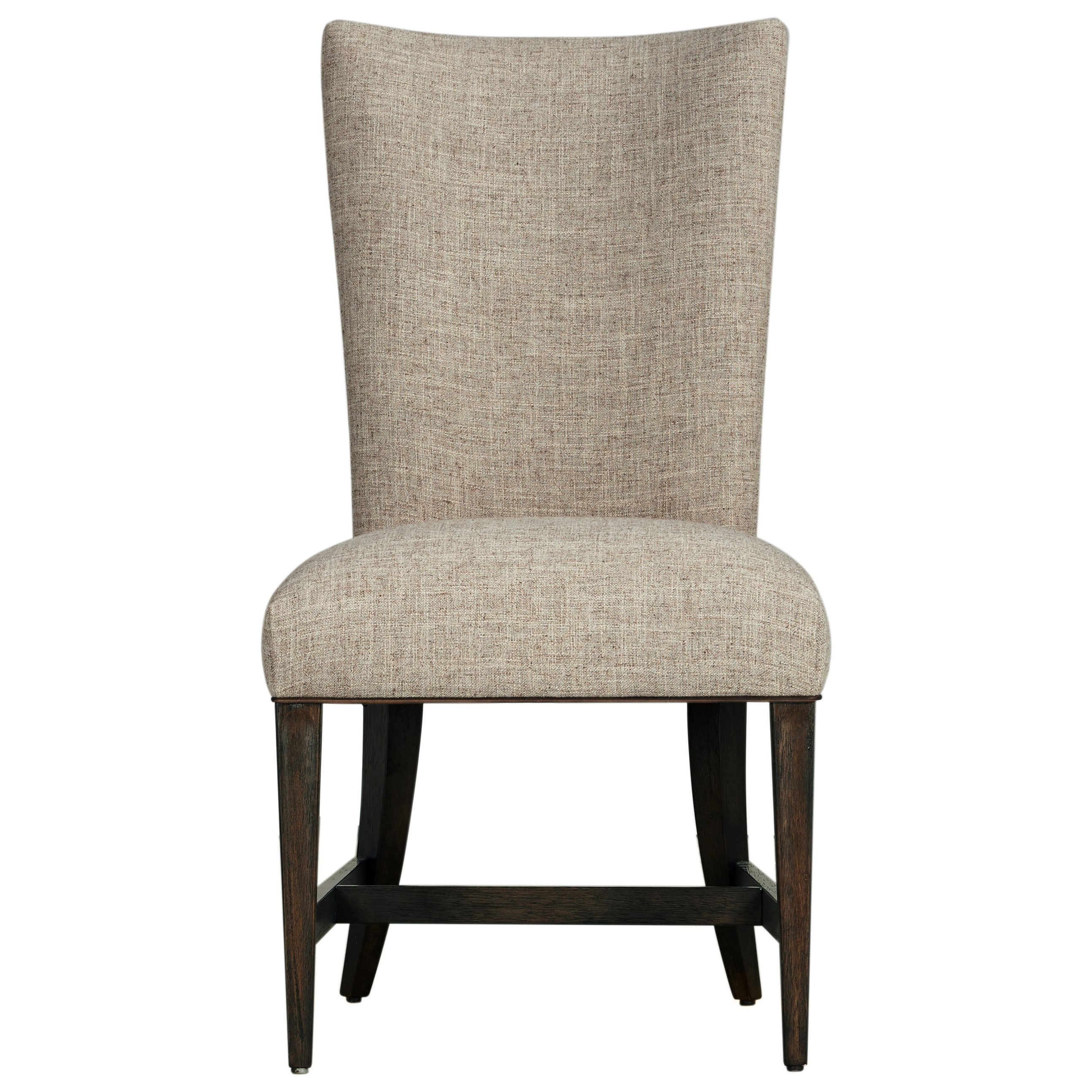 WoodWright Racine Upholstered Side Chair by A.R.T. Furniture Inc at Michael Alan Furniture & Design