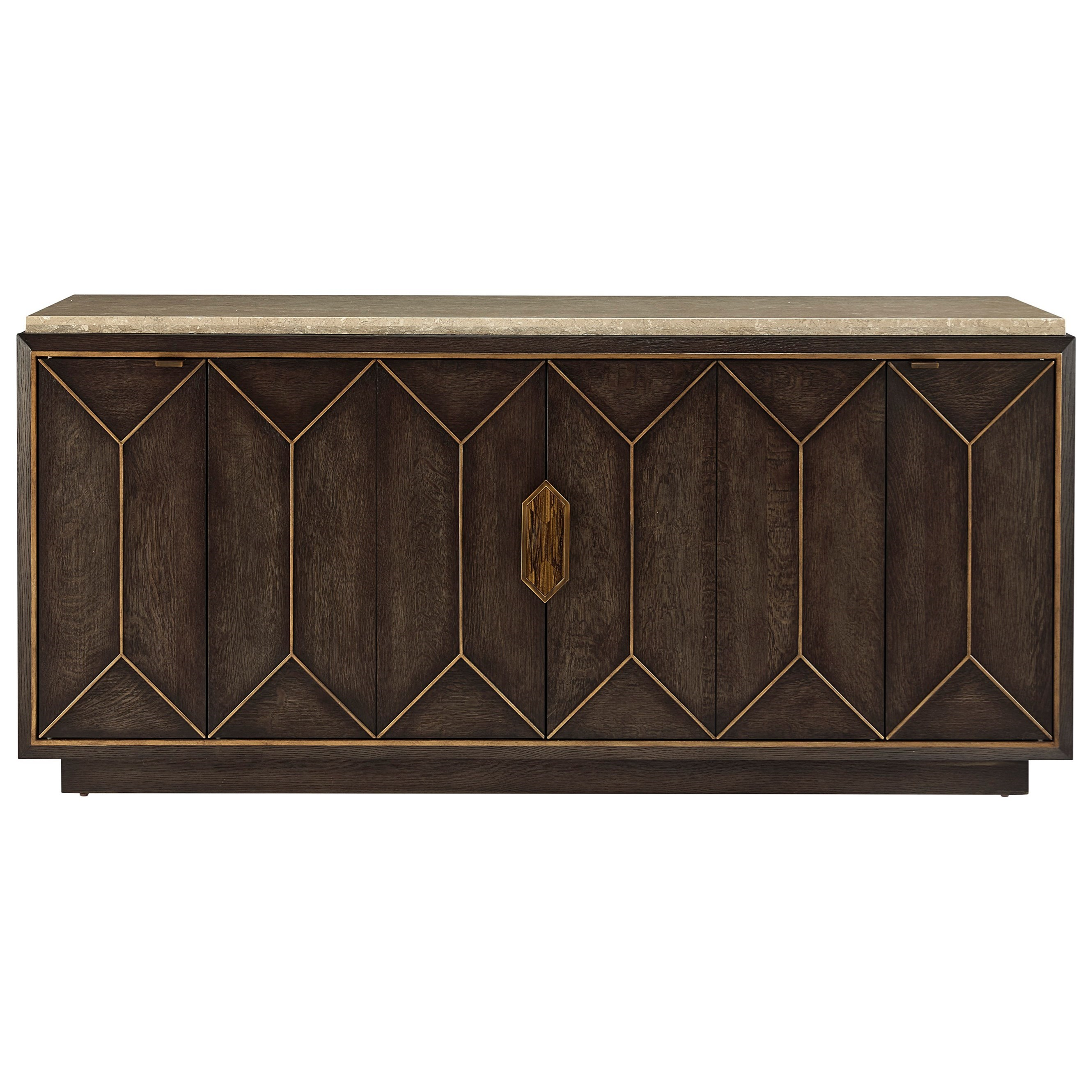 WoodWright Condon Buffet  by A.R.T. Furniture Inc at Darvin Furniture
