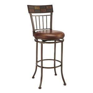 "30"" Bar Stool with Upholstered Seat"