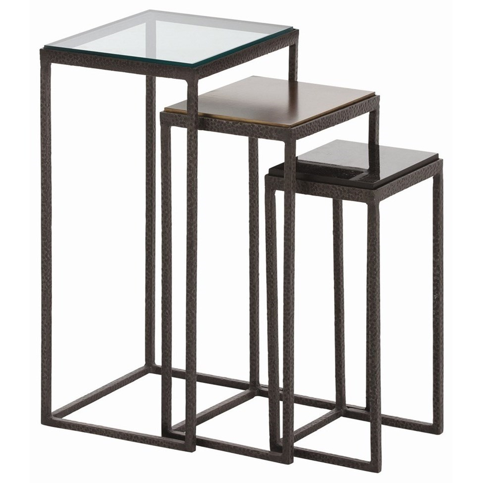 Accent Tables Nesting Accent Tables by Arteriors at Sprintz Furniture