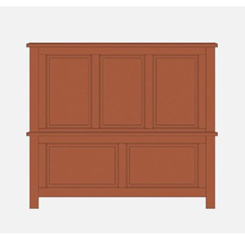 Artisan Choices King Panel Bed by Artisan & Post at Lapeer Furniture & Mattress Center