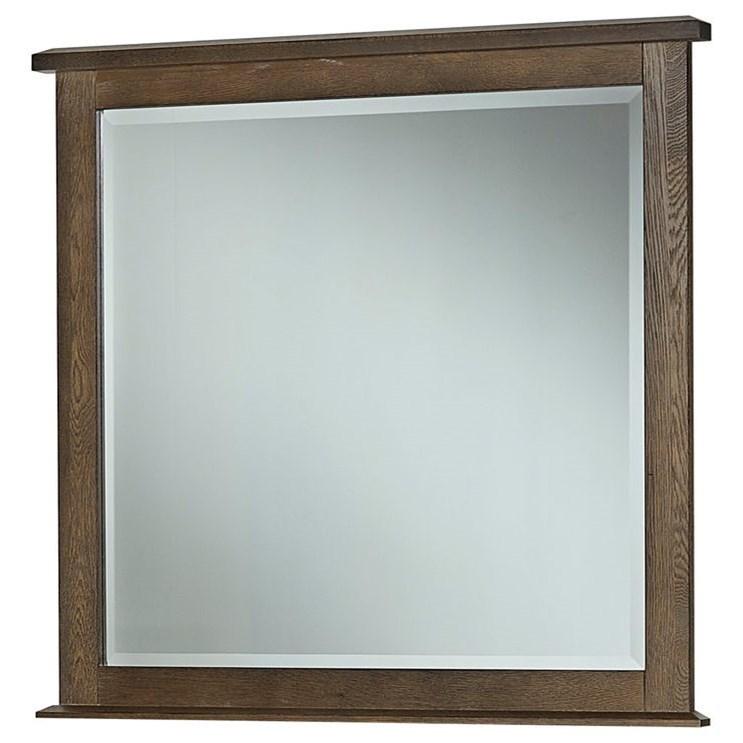 Artisan Choices Loft Tall Landscape Mirror by Artisan & Post at Lapeer Furniture & Mattress Center
