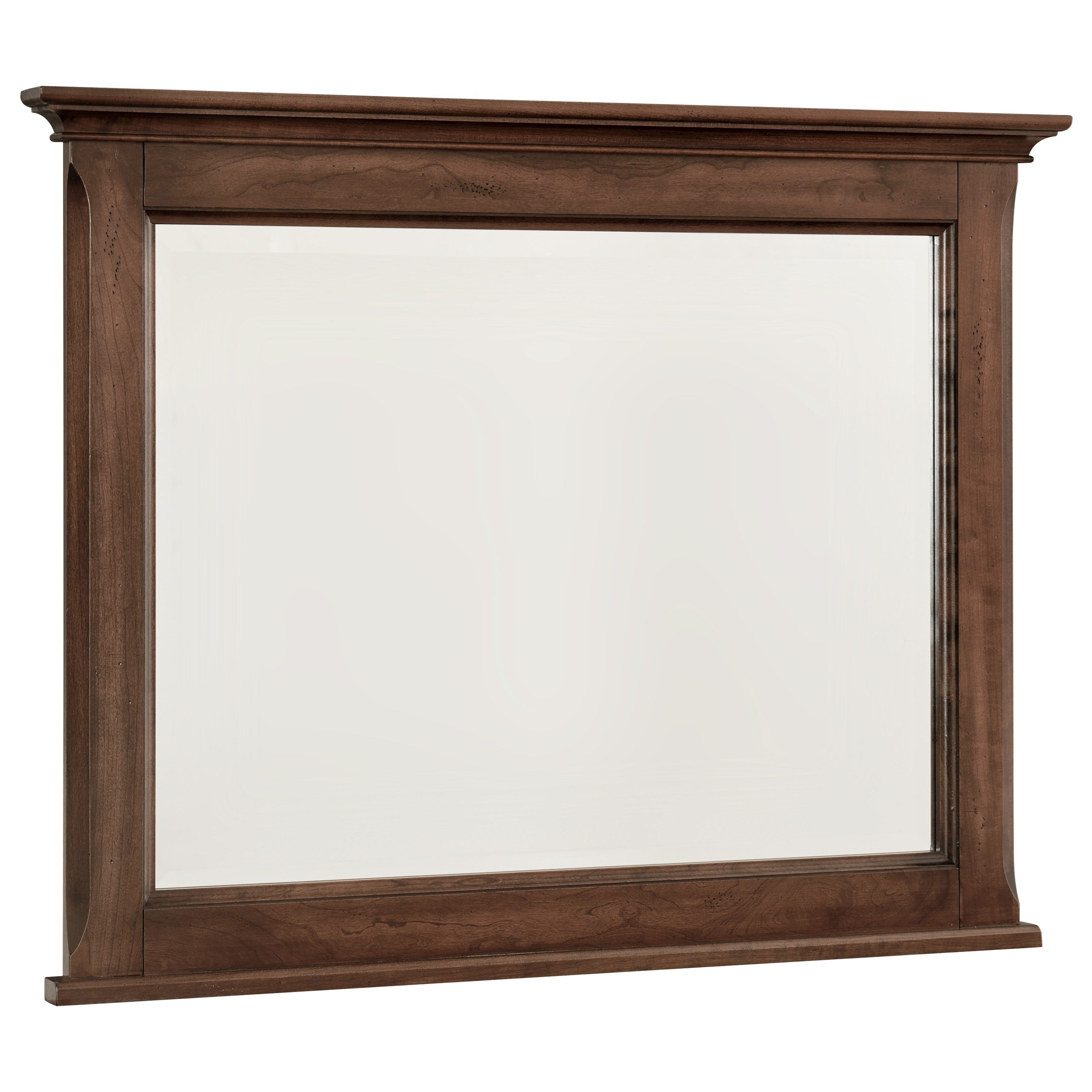 Heritage Landscape Mirror by Artisan & Post at Furniture Barn