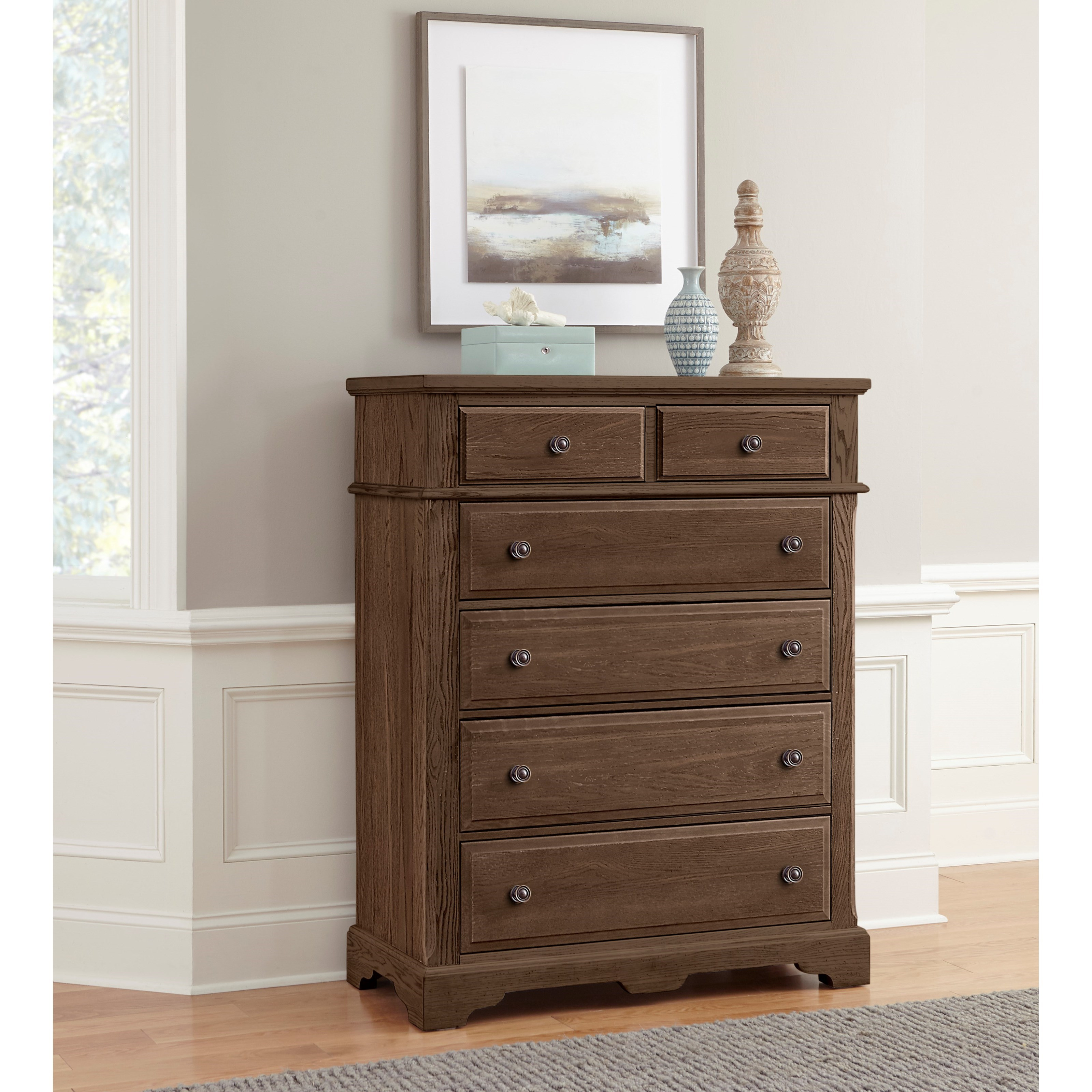 Heritage Chest of Drawers by Artisan & Post at Northeast Factory Direct