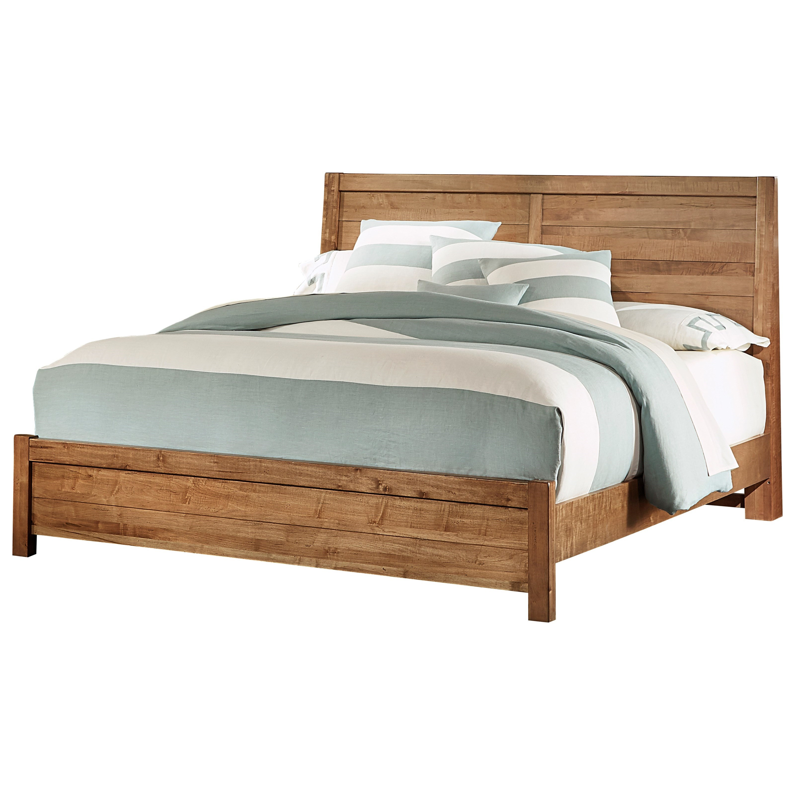 Sedgwick Queen Panel Bed by Artisan & Post at Northeast Factory Direct