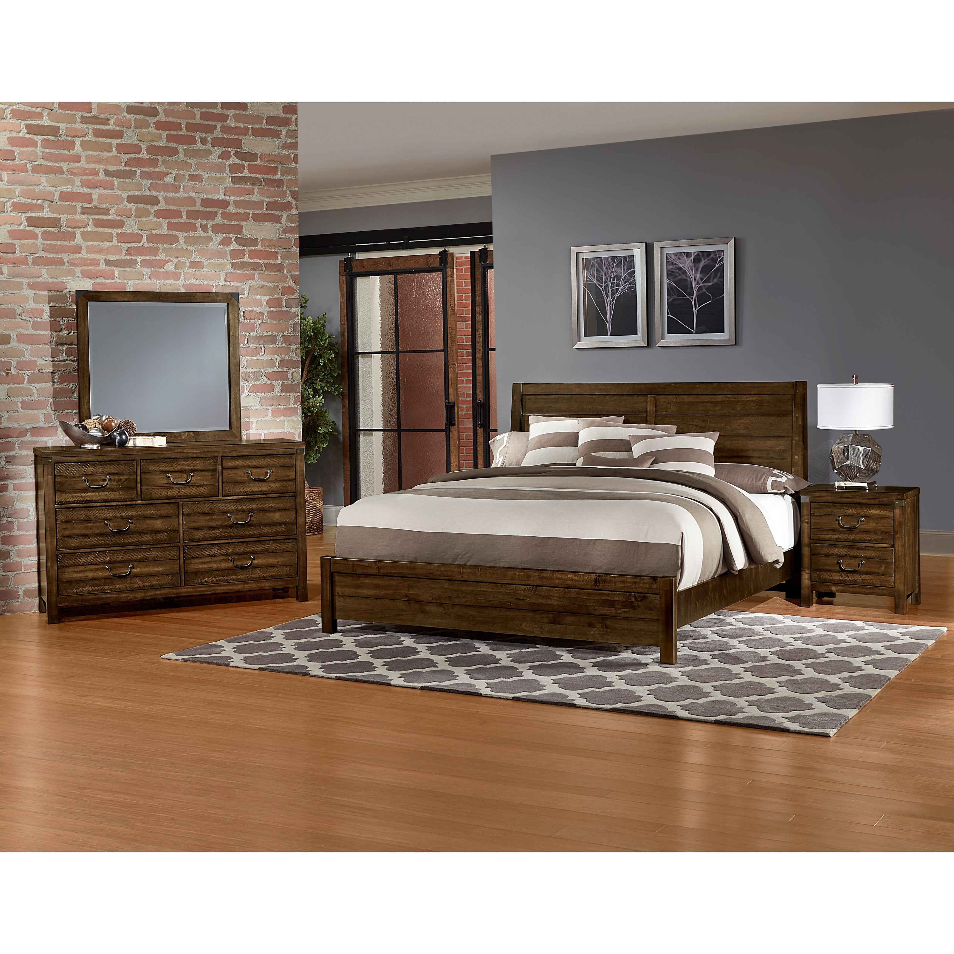 Sedgwick Queen Bedroom Group by Artisan & Post at Crowley Furniture & Mattress
