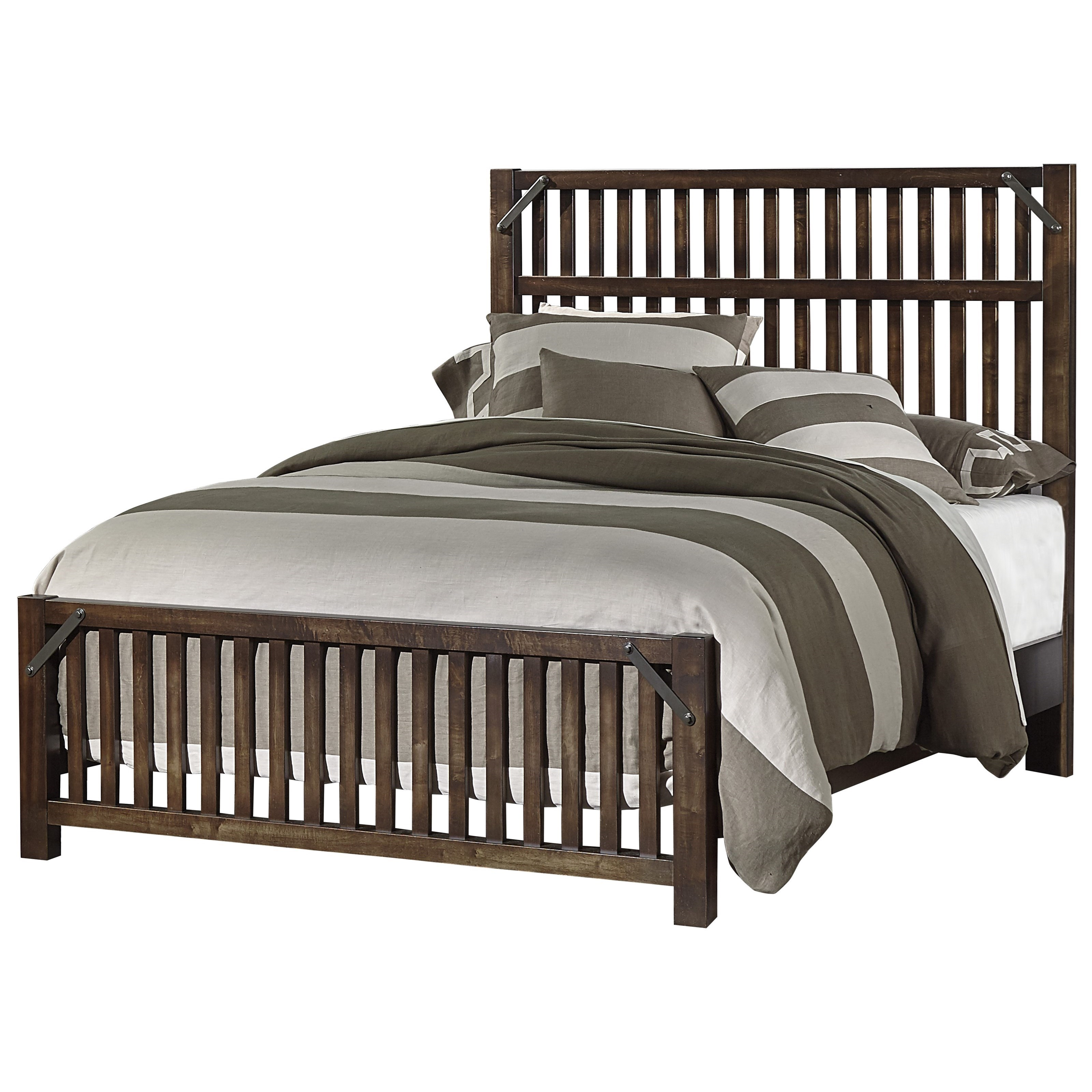 Sedgwick King Bed by Artisan & Post at Zak's Home