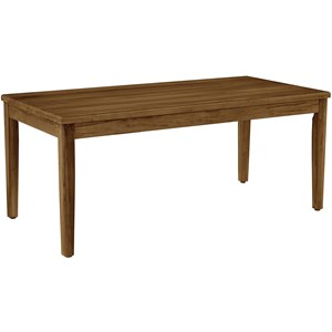 """Solid Wood 72"""" Kitchen Table"""