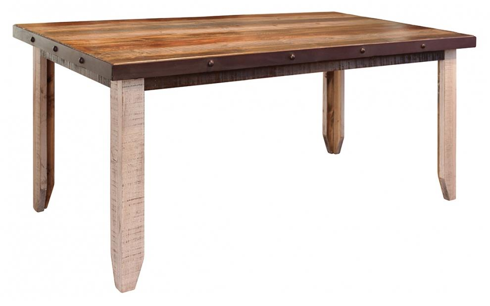 900 Antique Dining Table by International Furniture Direct at Catalog Outlet