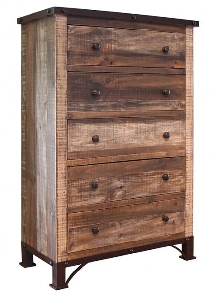 900 Antique 5 Drawer Chest at Williams & Kay