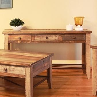968 Sofa Table by International Furniture Direct at Catalog Outlet
