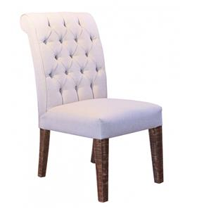 International Furniture Direct Milan 683 Traditional Upholstered Chair