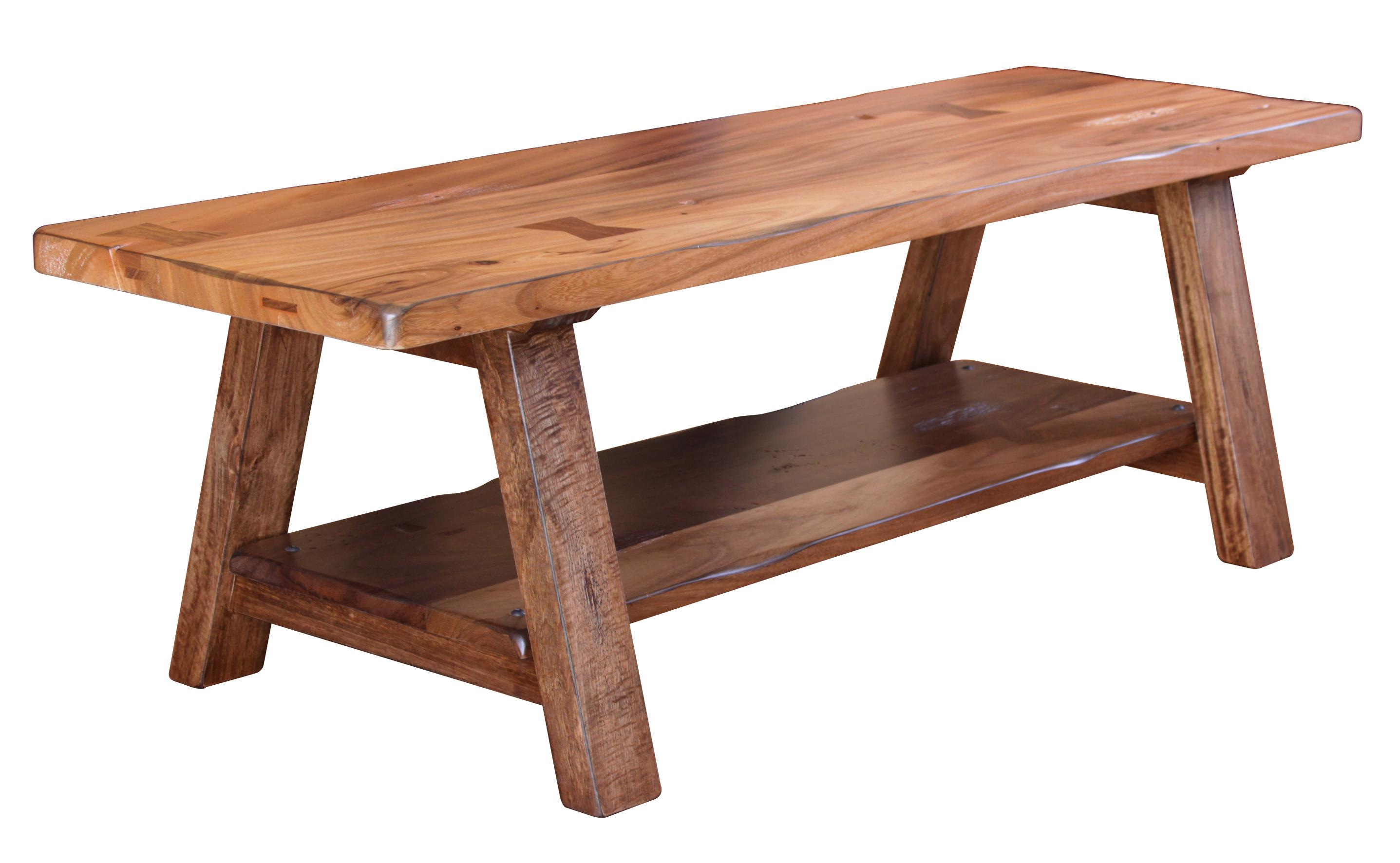 Solid Wood Dining/Bedroom Bench