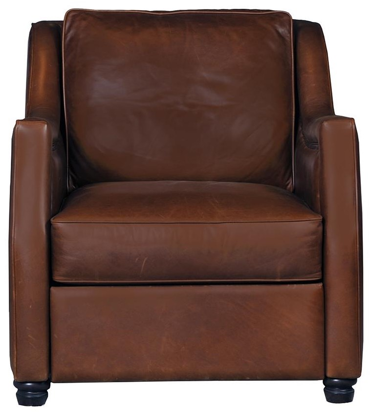 Leather Reclining Chair at Williams & Kay