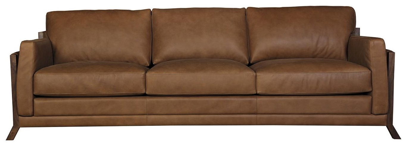 Leather Sofa at Williams & Kay