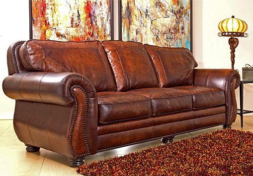 Signature Collection Sofa at Williams & Kay
