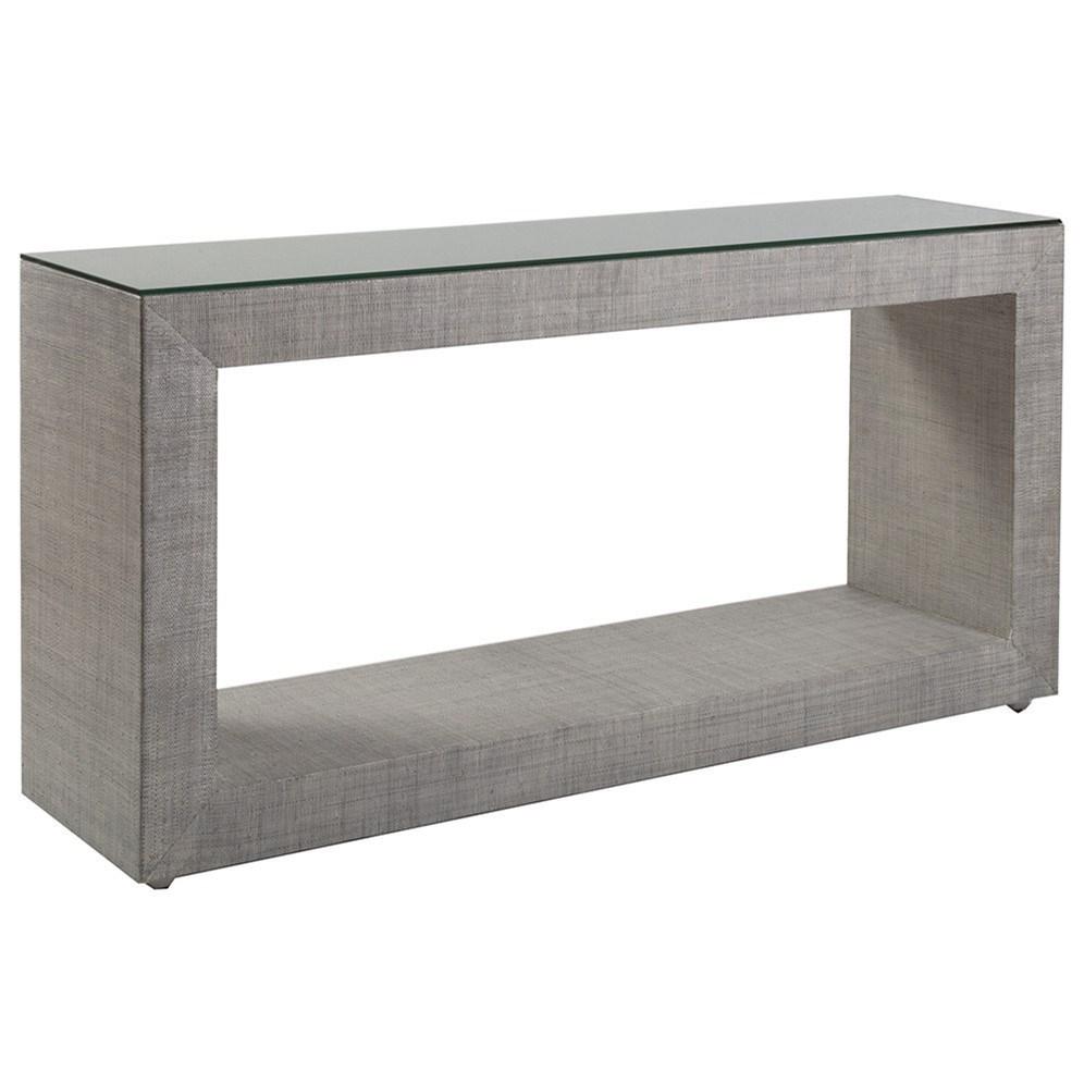 Precept Precept Console Table by Artistica at Sprintz Furniture