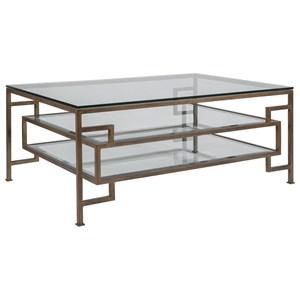 Suspension Rectangular Cocktail Table